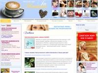 ЖЕНСКИЙ САЙТ INMOMENT.RU - сайт для настоящих женщин: красота, здоровье вашей семьи и все, что может быть полезным женщине