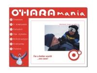 Детская одежда O'hara - качественная одежда для  детей на любой сезон. Куртки, пальто, комбинезоны,  трикотаж, полукобинезоны, брюки, шарфы, варежки,  аксессуары. Oharamania.ru - одежда торговой марки O'hara.